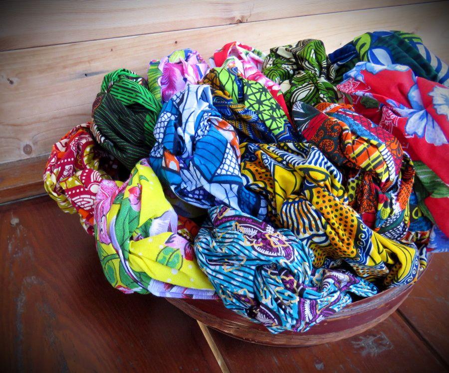 accessoires mode tissu ethnique fabrik ayuji